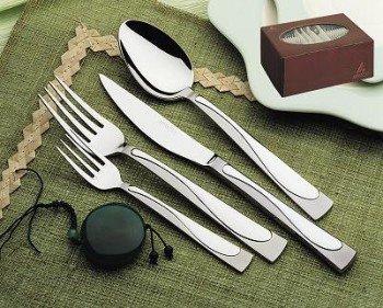 Parlatılmış Çatal Kaşık Bıçak